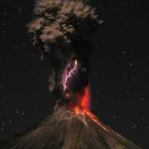 Taymlaps video: erupcije Colima